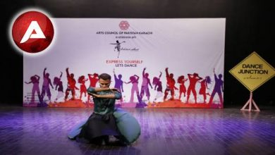 """Photo of Arts Council organizes """"Dance Junction"""" program for artists interested in dance."""