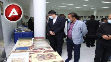 Photo of Arts Council of Pakistan Karachi holds the three-day Iranian cultural exhibition
