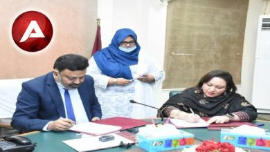 Photo of KU, Dr Essa Lab signs MoU for student support and scientific research