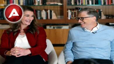 Photo of Bill and Melinda Gates divorce after 27 years of marriage