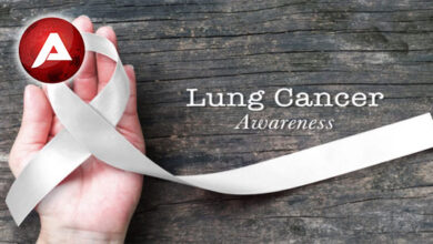 Photo of Lung Cancer Awareness