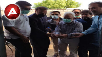 Photo of NKATI setups Covid-19 vaccination centre in collaboration with Sindh Govt