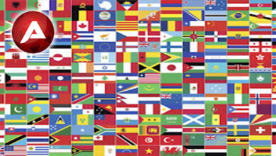 Photo of How many countries are there in the world and how many countries are there in each continent?