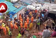 Photo of India: 15 killed in land sliding in Mumbai after heavy rains