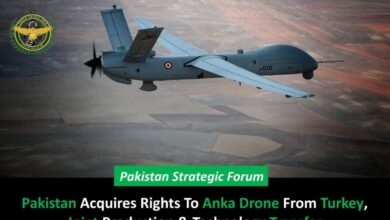 Photo of Pakistan Acquires Rights To Anka Drone From Turkey, Joint Production & Technology Transfer