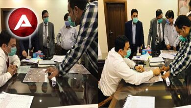 Photo of Important meeting chaired by Sindh Local Government Minister in view of expected heavy rains, Secretary Local Government Syed Najam Ahmad Shah briefed Sindh Local Government Minister