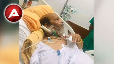 Photo of Sindh Govt came to rescue Umer Sharif, arranged air ambulance