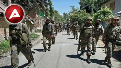 Photo of Indian troops martyr two Kashmiri youth in IIOJK