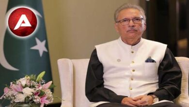 Photo of Pakistan does not want any instability in Afghanistan, hopes to see an inclusive govt: President Dr. Arif Alvi