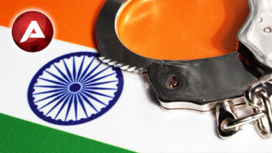 Photo of India peddles another concocted story of arresting 'Pakistani terrorist'