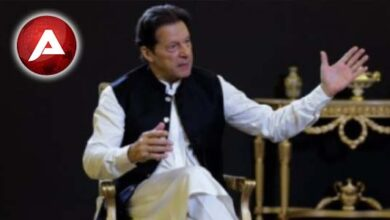 """Photo of PM Imran Khan asks US to """"pull itself together"""" or face collapse of Afghanistan"""