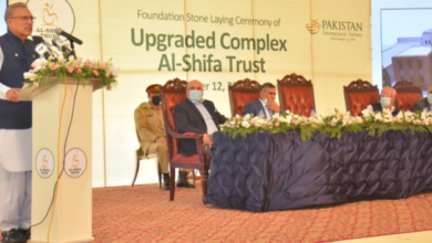 Photo of Skills of special persons need to be developed to bring them in mainstream: President Dr. Arif Alvi